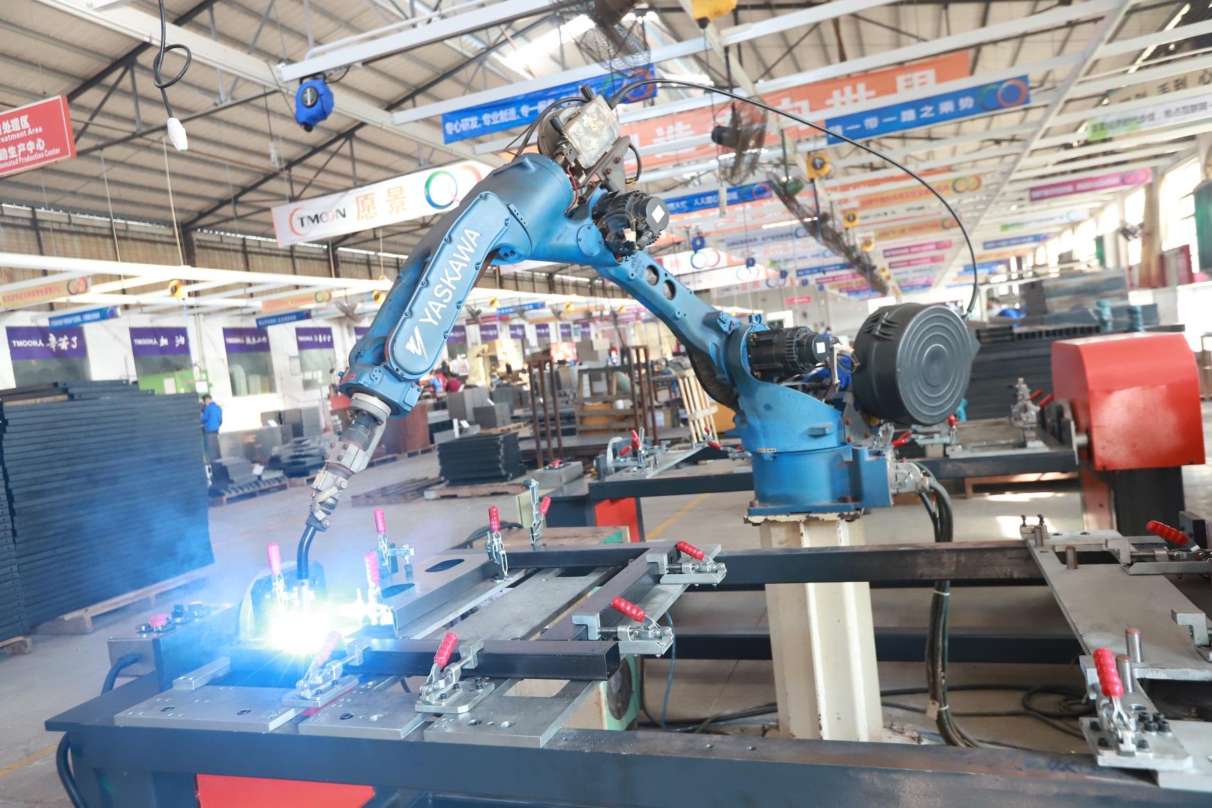 智能焊接机设备