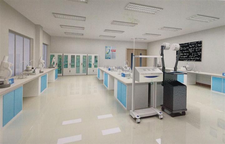 实验室装修设计中地板该如何选择?